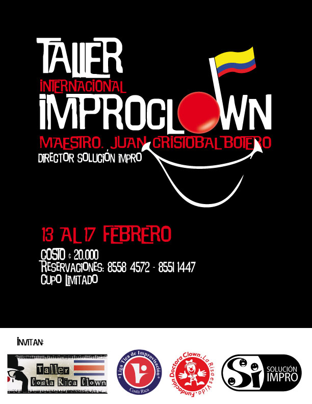 1er Taller Internacional de Impro-Clown